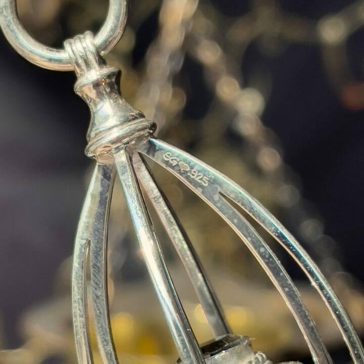 Four Directions Magical Gemstone Pendulum