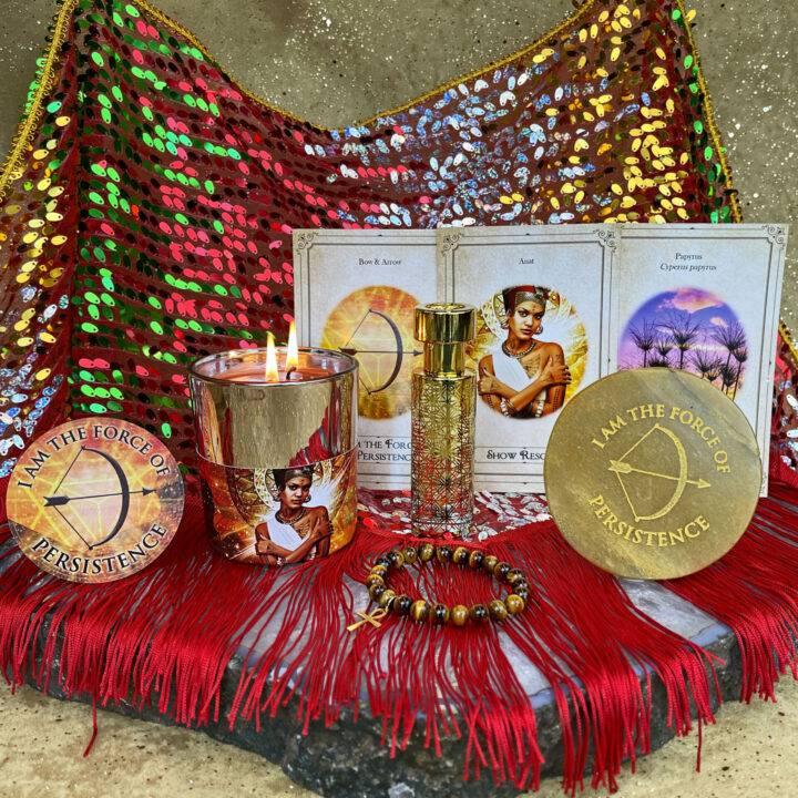 Full Moon God and Goddess Series: Song of Anat Set