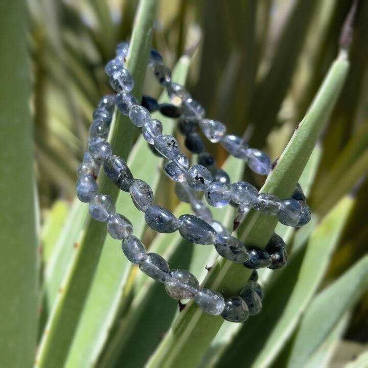 Iolite Guidance Bracelet