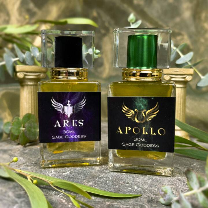 Masculine Light and Shadow Cologne Duo
