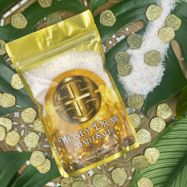 Money Draw Bath Salt