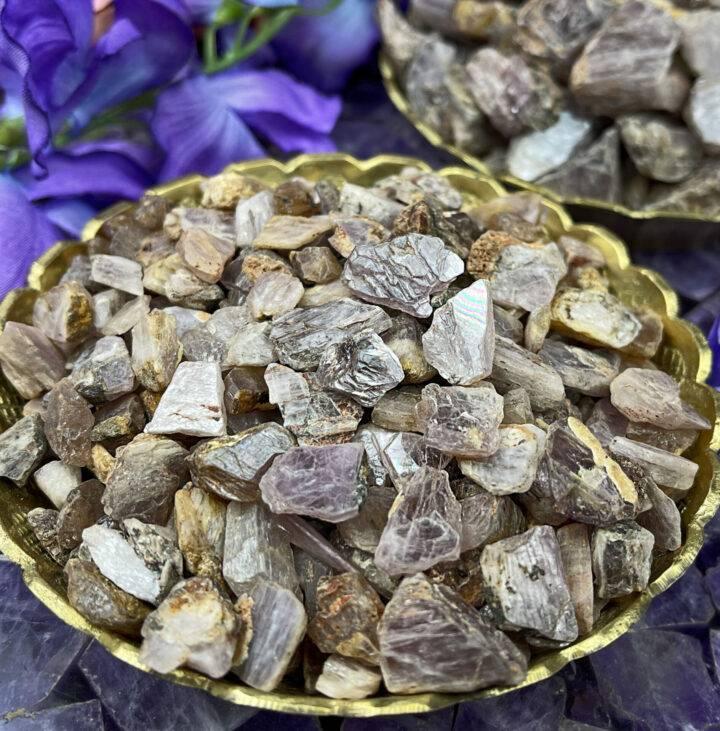 Natural Purple Diaspore