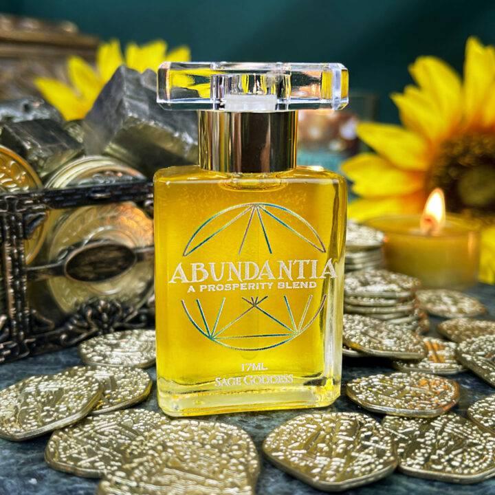 Prosperity Perfume Trio