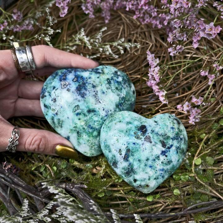 Quantum Otto Abundant Healing Heart