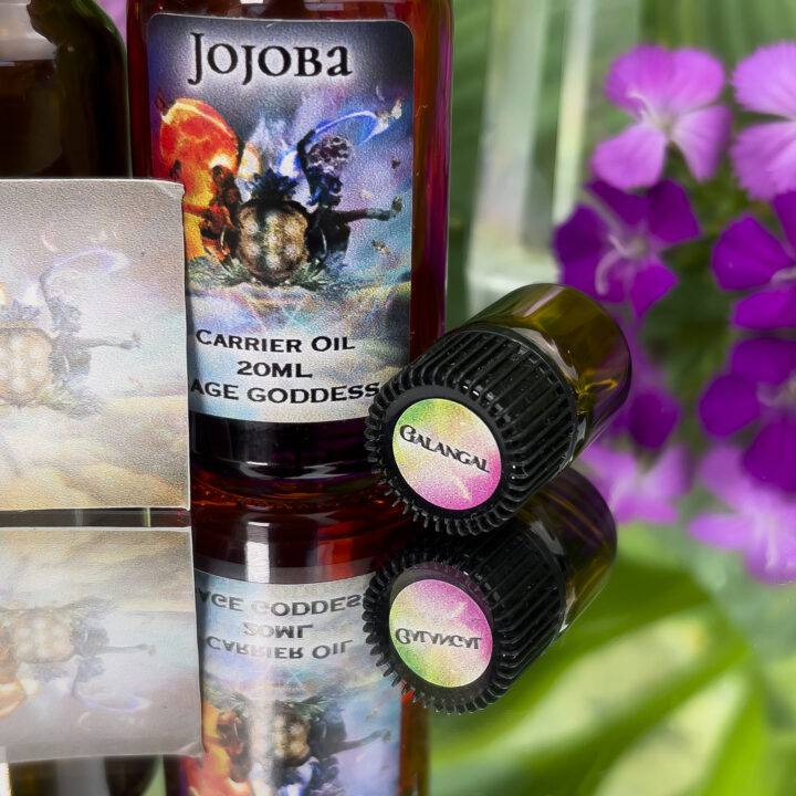 Soul Shift May Class Tools: Journey to Reunion Perfume Blending Set