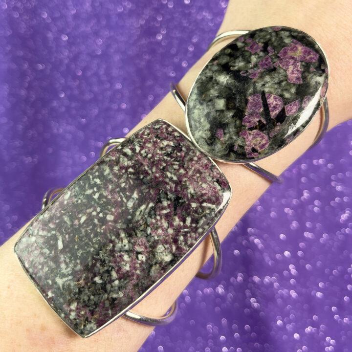 Eudialyte Bracelet Adjustable