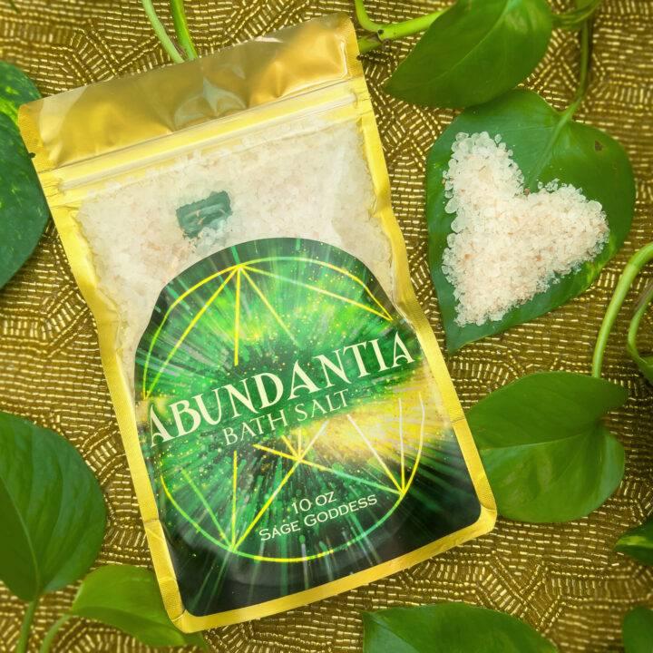 Abundantia Bath Salt