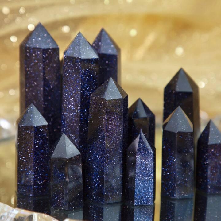 Blue Goldstone Divine Guidance Generator