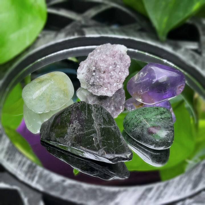 Emotional Healing Gem Set