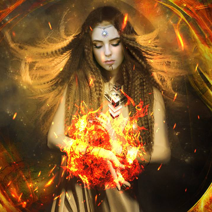 Full Moon God and Goddess Series: Song of Hestia Set