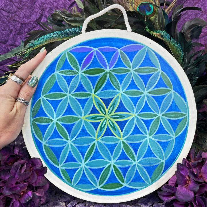 Handmade Rain Disk