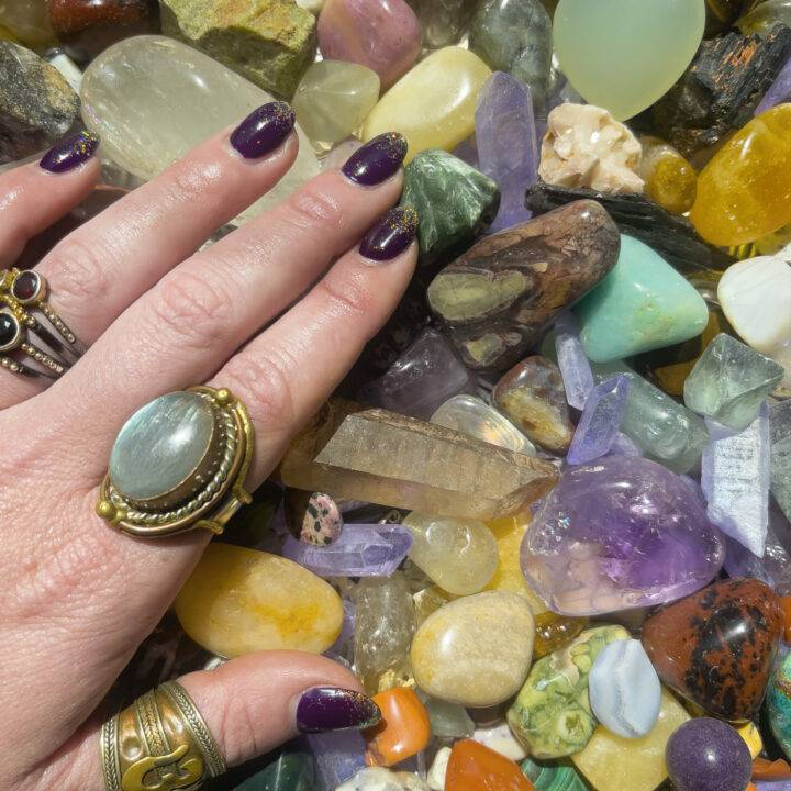 Magical Gemstone Grab Bag