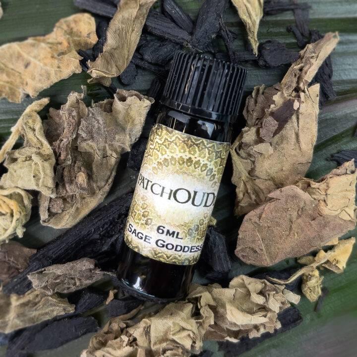 PatchOUDli Perfume