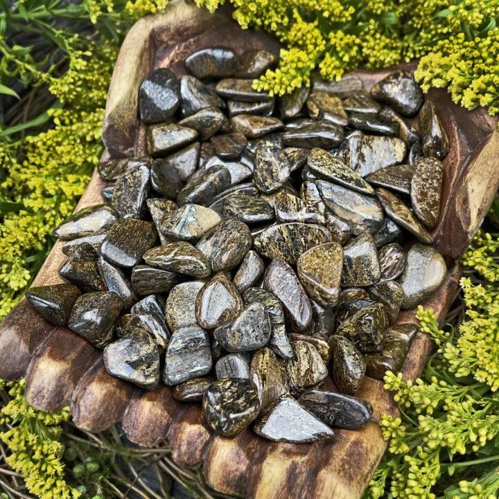 Small Tumbled Bronzite