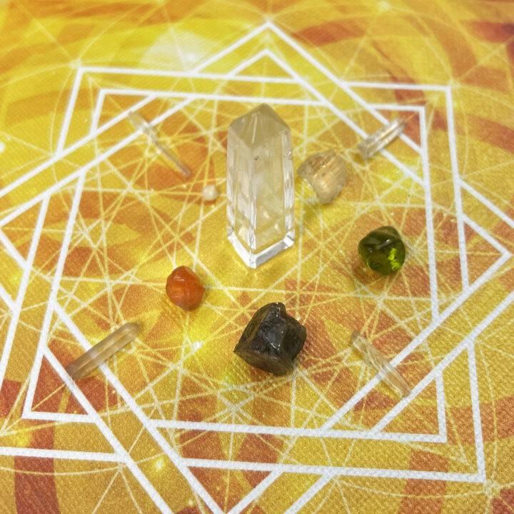 Manifestation Master Class and Ritual Tool Set