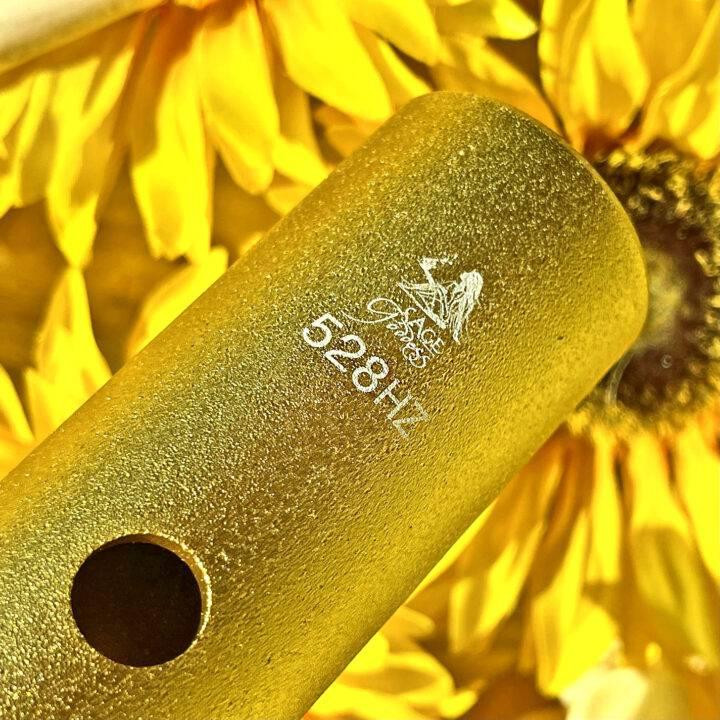 528 Hz Golden Wah Wah Tube