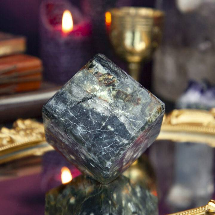 Alchemist Cube of Healing, Creation, and Protection