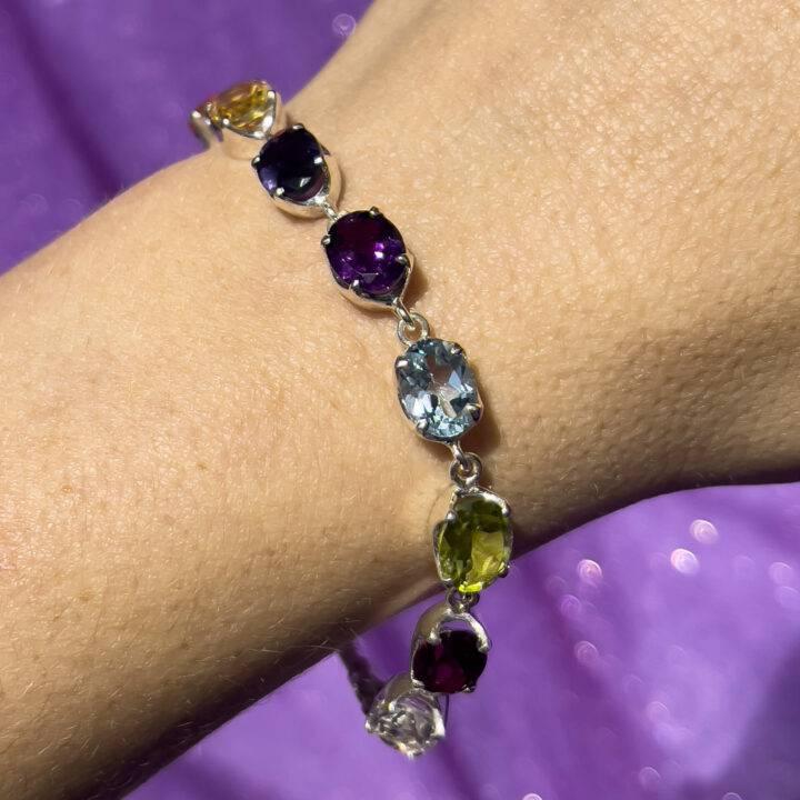 Chakra Balancing Bracelet from Avalon