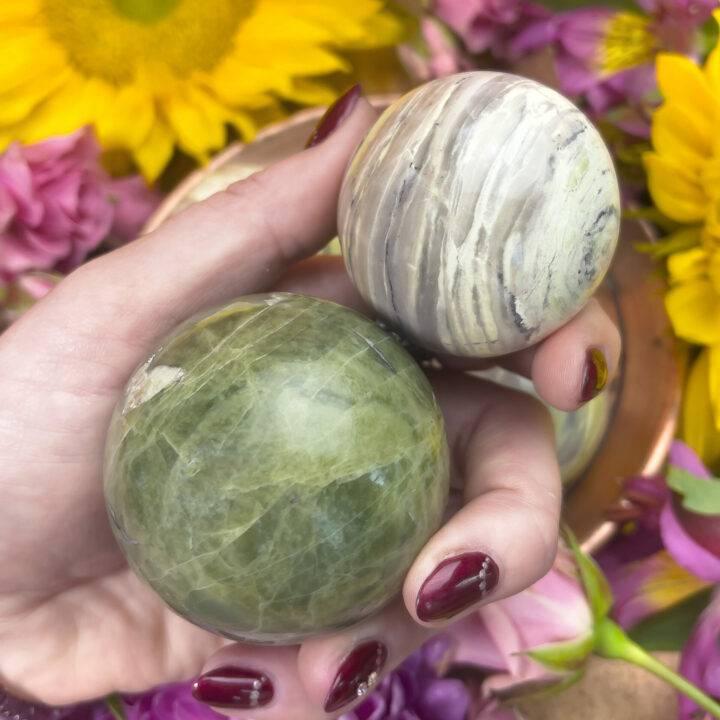 Master Healing Infinite Stone Sphere