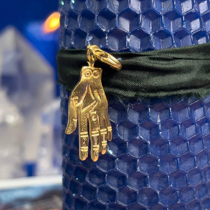 New Moon Divination Magic: Vedic Palmistry Set