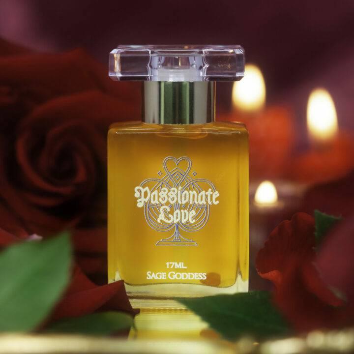 Passionate Love Perfume