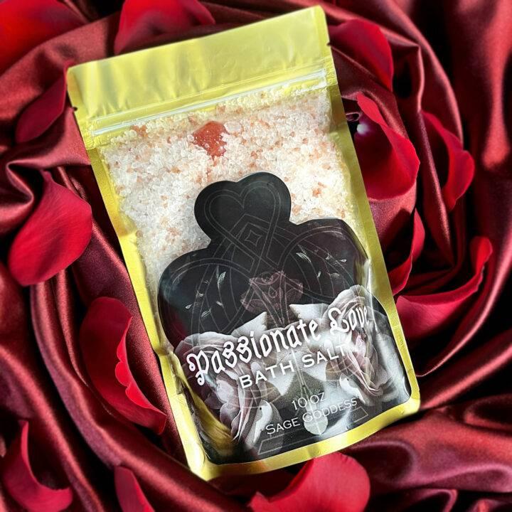 Passionate Love Bath Salt