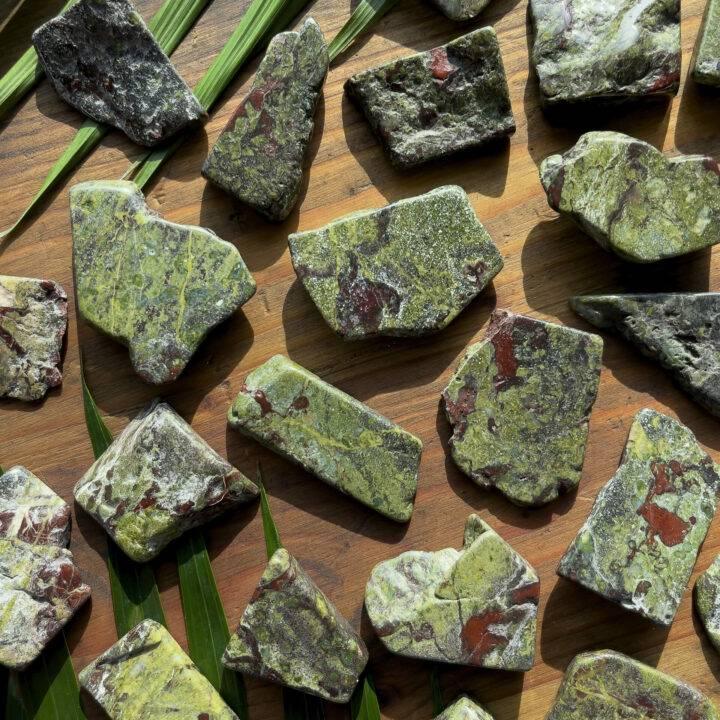 Solve Your Problems Dragonstone Bra Stone