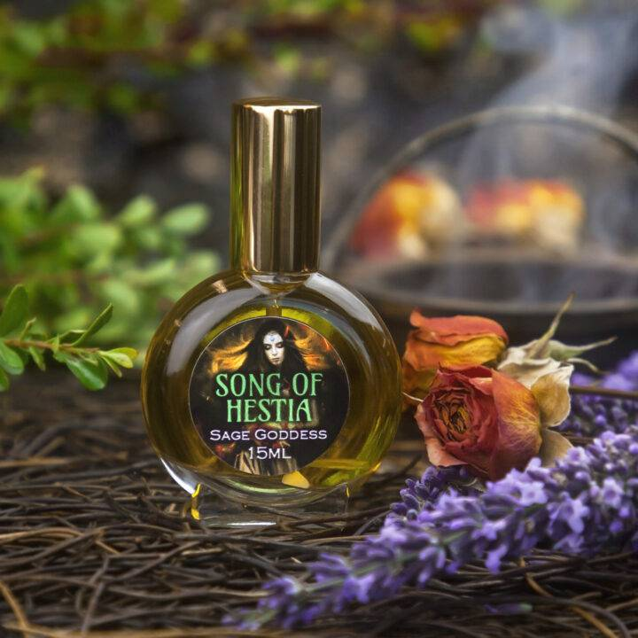 Song of Hestia Perfume