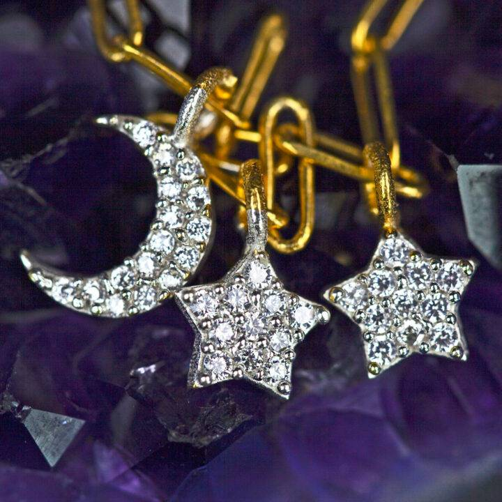 Star and Moon Magic Bracelet