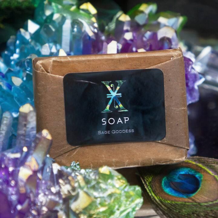X Anniversary Cold Process Soap