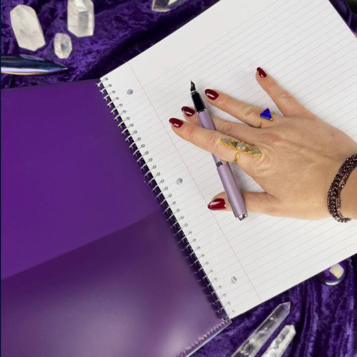 Alchemy Notebook