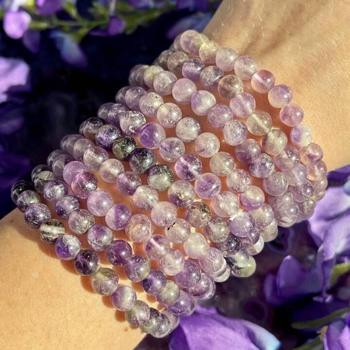 Divine Peace Amethyst Bracelet
