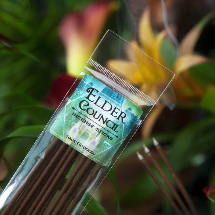 Elder Council Incense Sticks