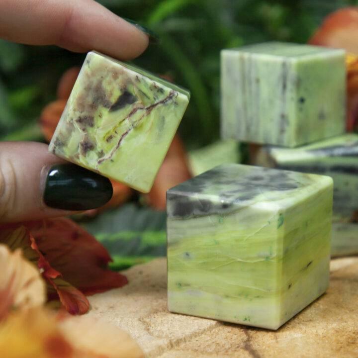 Infinite Healing Cube