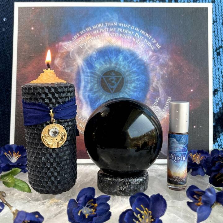 New Moon Divination Magic: Scrying Set