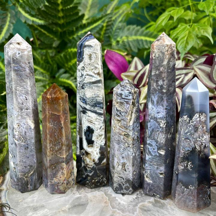 Protect, Heal, Ground Stick Agate Generator