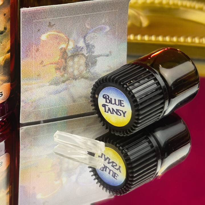 Soul Shift August Class Tools: Journey to Rebirth Perfume Blending Set
