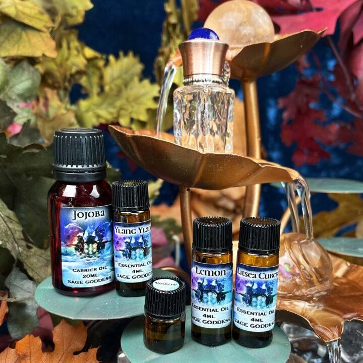 Soul Shift Exclusive Autumn Gateway Perfume Blending Set