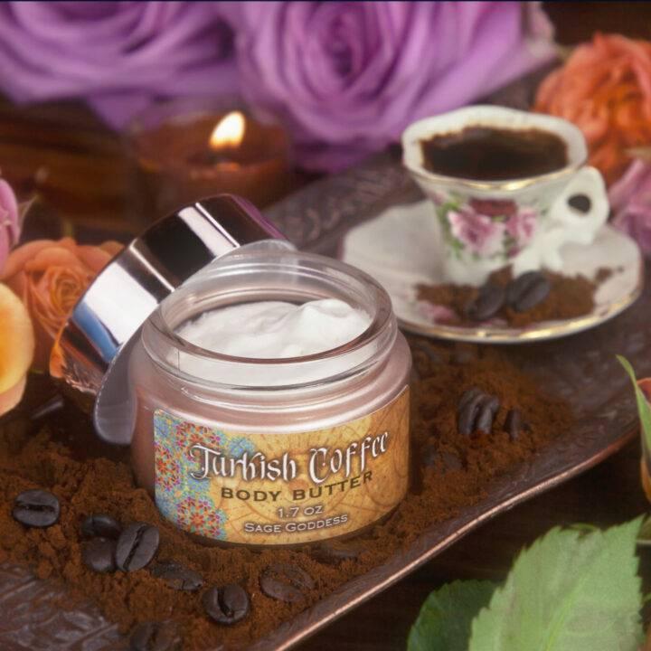 Turkish Coffee Body Butter