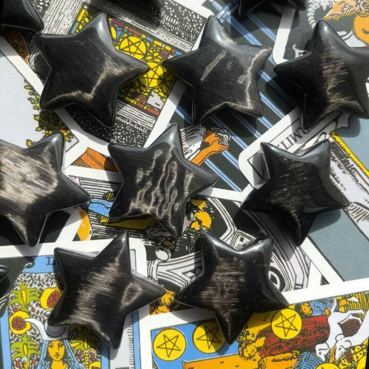 Black Cat's Eye Star BeeBop