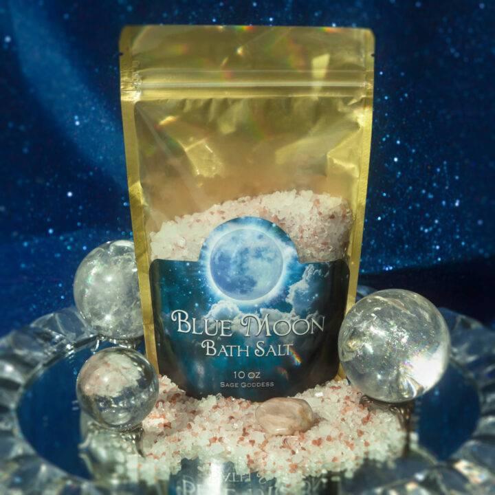 Blue Moon Bath Salt