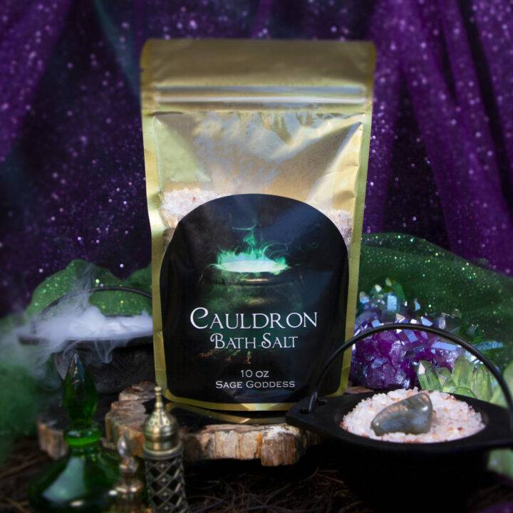 Cauldron Bath Salt