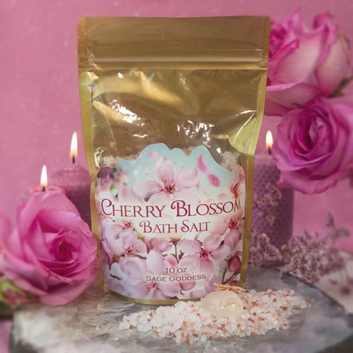 Cherry Blossom Bath Salt
