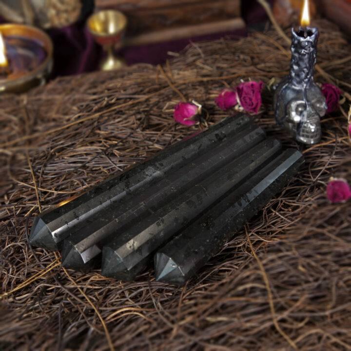 Divine Protection Black Tourmaline Vogel
