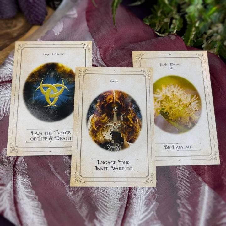 Full Moon God and Goddess Series: Song of Freyja Set