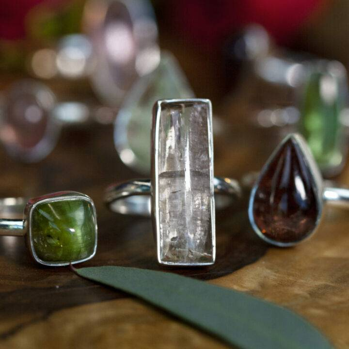 Intuitively Chosen Tourmaline Ring