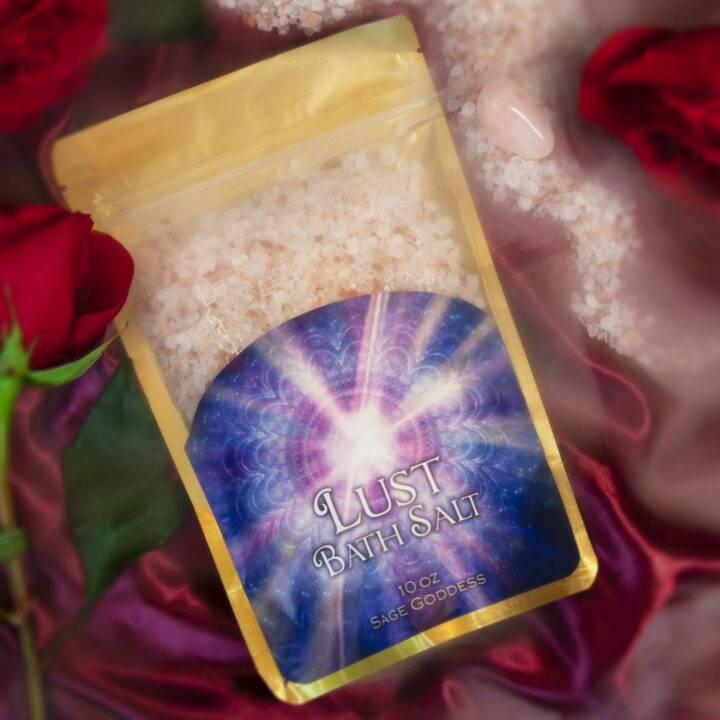 Lust Bath Salt