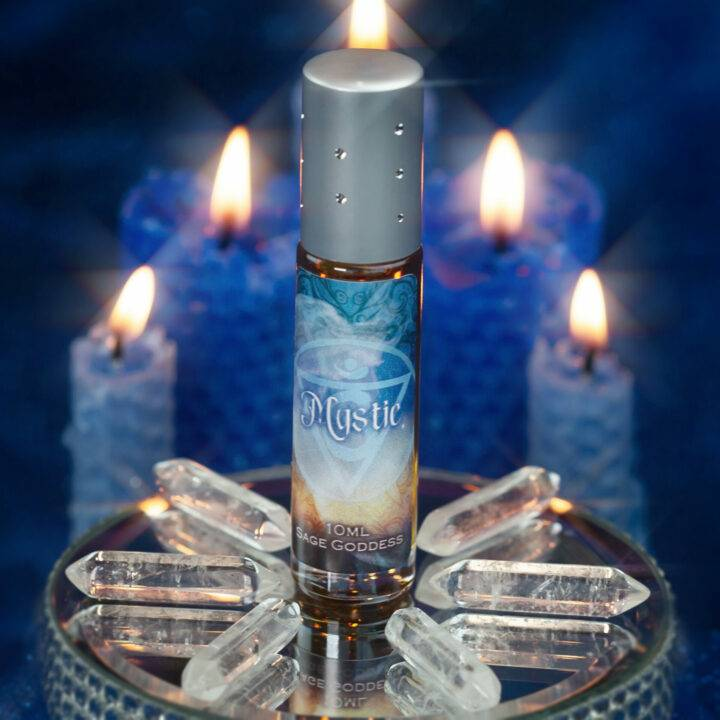 Mystic Perfume