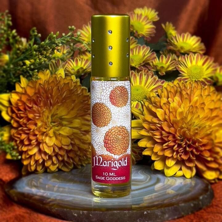 Marigold Perfume