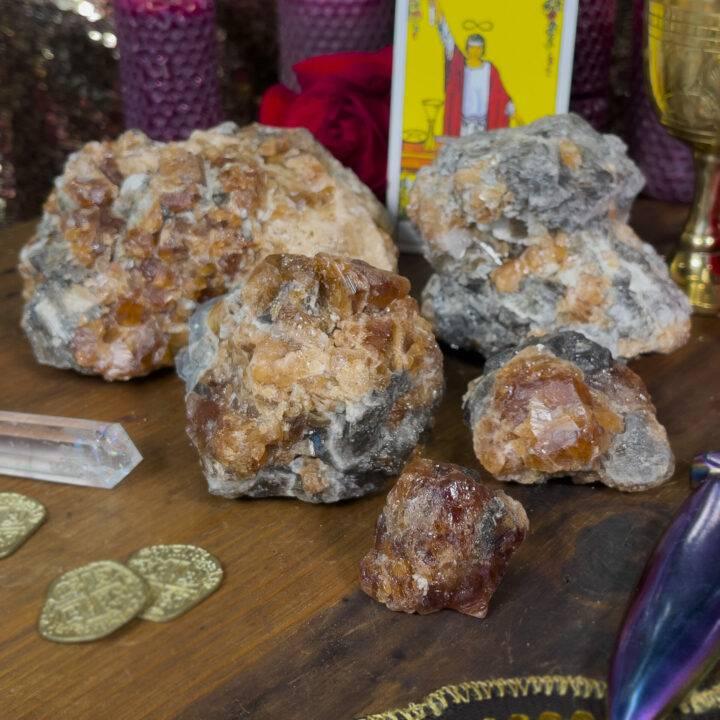 Passionate Magician Stone